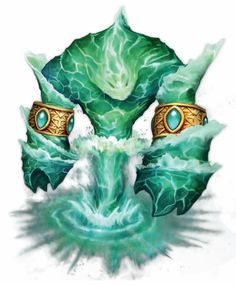 d&d water monsters - Google Search