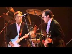 "Joe Bonamassa ""Introducing Eric Clapton"" to Further On Up The Road - Live From the Royal Albert Hall in London."