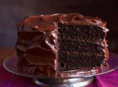 Best Chocolate Layer Cake You'll Ever Make Recipe