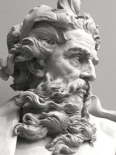 davidjulianhansen: Lambert-Sigisbert Adam (1700-1759) Bust of Neptune, 1725 Los Angeles County Museum of Art, Los Angeles, California. #Built Beauty (via scultore-blog)