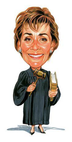 judge judy my girl