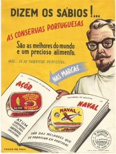 Consevas Portuguesas