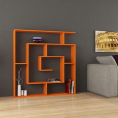 Labirent Bookcase - Wondrous Furniture - 7