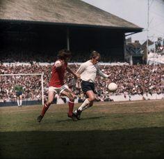 White Hart Lane, 1970.