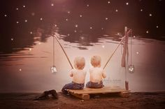 Rustic Raft  Photo Prop by RusticHomemade on Etsy, $125.00. Sail boat raft.   Raft Photography Prop