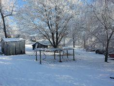 A farmers winter paradise!