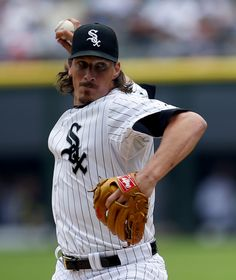 Jeff Samardzija, CWS/ July 2015