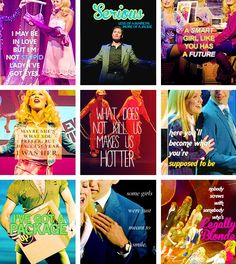Legally Blonde- I would love to do this show!