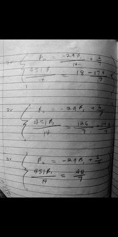 Advanced Mathematics, Sheet Music, Music Sheets