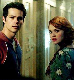 ENDGAME! Teen Wolf season 5, Stiles Stilinski and Lydia Martin