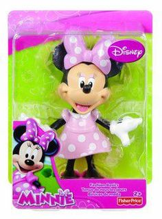Fisher Price Disney Minnie - fashion Minnie - Minnie's figures
