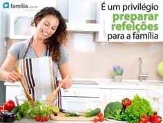 Dicas de receitas rápidas e práticas para o jantar em família