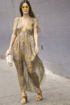 Get Your Street Style Fix Straight From New York Fashion Week Day 3 Gala Gonzalez