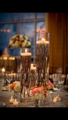 Easy to make centerpieces