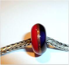 Red&Ink Blue Saturn