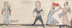 Bodleian Library MS. Bodl. 264, The Romance of Alexander in French verse, 1338-44; 130v
