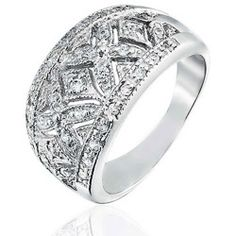 sterlingsilver-pave-cz-xo-band_yc-ycr391_1 Best Deal Bling Jewelry Man Of The Hour Ring