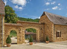 France, Dordogne, France, Entrance, Park, Arches #france, #dordogne, #france, #entrance, #park, #arches