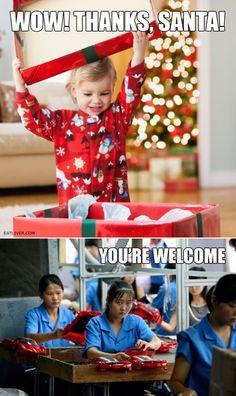 Wow! Thanks, Santa! @ 10 Daily Things