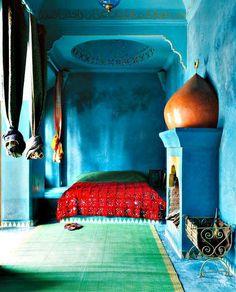 Marokko prachtige kleuren