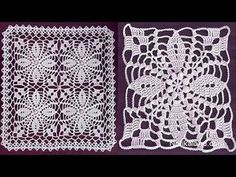 Crochet flower motif tutorial Part 2 How to join motifs Very Easy Tutorial Crochet Doily Diagram, Crochet Motif Patterns, Crochet Cat Pattern, Crochet Squares, Crochet Doilies, Crochet Lace, Crochet 101, Crochet For Beginners, Crochet Gifts