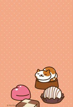 2ced5c5e519f Neko atsume wallpaper Neko Atsume Wallpaper