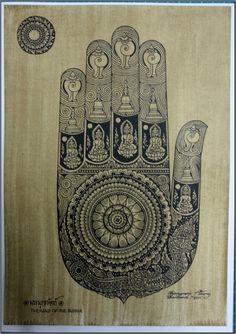 buddha's footprint - Google Search