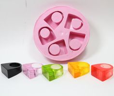 Five Rectangle Ring Mold $43