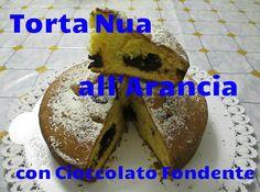Torta Nua all'Arancia con Cioccolato Fondente Bimby TM5