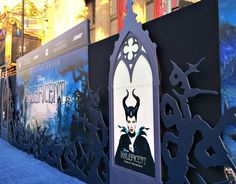 Behind the Scenes With Angelina Jolie and Brad Pitt at the Maleficent Premiere