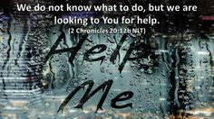Who do you go to for help? - http://blog.peacebewithu.com/who-do-you-go-to-for-help/