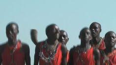 NAROK - JULY 12: Masai warrior dance and sing in their Manyatta on July 12, 2010 in Narok, Kenya.