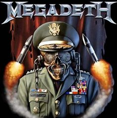 This album continued the maturation of Megadeth as a Metal force, however the sound quality was less than spectacular. Description from metalandsports.wordpress.com. I searched for this on bing.com/images