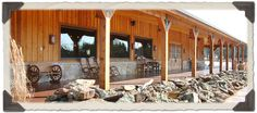 Wildcatter Steakhouse and Ranch.... One of the best vacations I have ever had... great food and horseback riding!