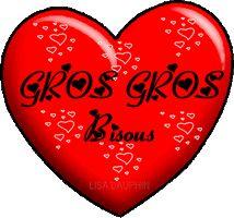 smiley amoureux bisous coeur Image, GIF animé
