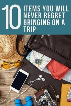 10 Items You Will Never Regret Bringing on a Trip | Best Travel Tips | Expert Travel Hacks | Vacation Packing Tips #TravelTips