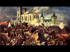 Siege of Eger castle 1552 Ending Story, Writers And Poets, Entertaining, Hungary, Books, Painting, Youtube, Castle, Classroom
