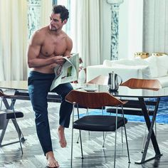 David Gandy's pictures for Marks And Spencer are out and HOT   The Gay UK