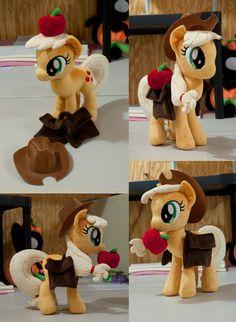 Applejack for Jfluffy by adamlhumphreys.deviantart.com on @DeviantArt