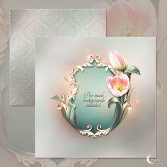 Moonbeam's Bring me Tulips (FS/CU) : Scrap and Tubes Store, Digital Scrapbooking Supplies