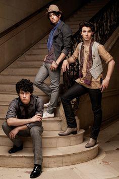 Jonas Brothers (JUNIOR HIGH FLASHBACK OMG)