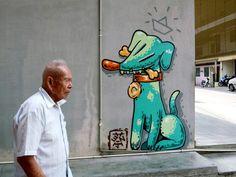 #graffiti #street #art #wall #urban
