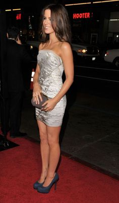 Kate Beckinsale Everybodys Fine 2009 LA Premiere