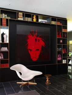 BlogTour London: Citizen M - The New Hotel Experience  Art by Gavin Turk