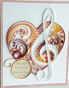 Obsessed With Paper Art: Paper Filigree / Quilling Quilled Paper Art, Quilling Paper Craft, Diy Paper, Paper Crafts, Arte Quilling, Quilling Patterns, Quilling Designs, Quilling Ideas, Origami