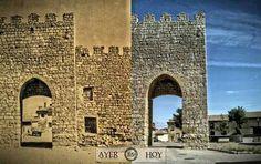 Puerta de San Martín. Astudillo.