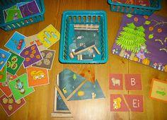 Für meine Erstis habe ich ein paar herbstliche Spiele vorbereitet, die ich nach und nach an den Freiarbeitstisch geben möchte. In der letzt...