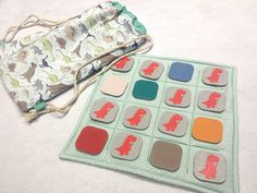 Check out this item in my Etsy shop https://www.etsy.com/uk/listing/594970266/handmade-fabric-and-wood-memory-game