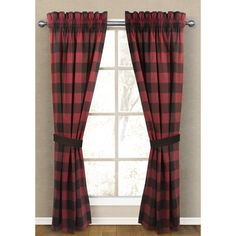 Northwood 84'' Window Curtain Panel Pair - Bed Bath & Beyond