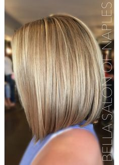 Blonde BALAYAGE by Bella Salon of Naples in Long Beach, Ca.